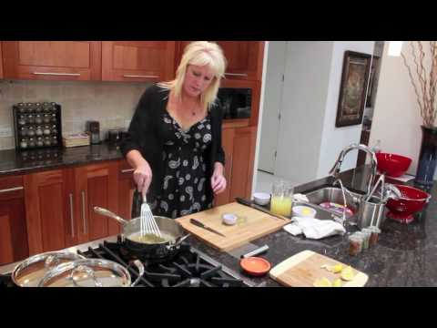 HCG Cooking Episode 19: Seared Orange Roughy Maintenance Meal