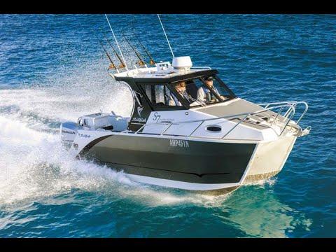 Sailfish S7: Boat Review
