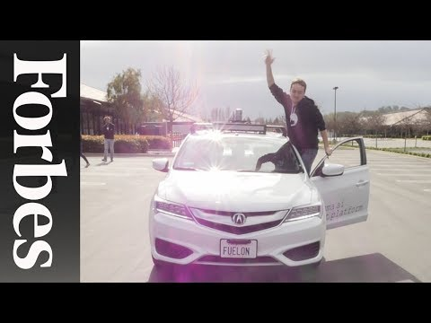The Self-Driving Car Company Coming For Tesla & Google   Forbes