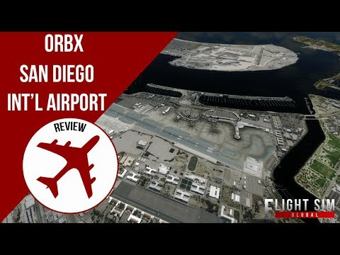 FSG | ORBX San Diego International Airport Review