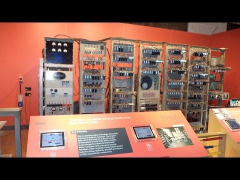 England - Manchester - First Stored Program Computer