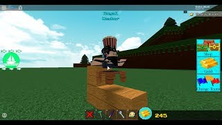 Roblox- Build A Boat For Treasure How To Become Small Without Blue Candy
