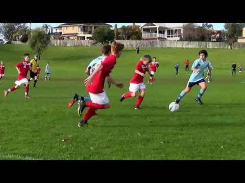 u12NPL Sorrento FC vs ECU Joondalup (2nd half) Perth, Australia