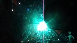 ПДГУ 207 сварка алюминиевых семафоров(Сварка алюминиевых семафоров для железной дороги проволокой AlMg5 ф 1,2., 2015-07-01T14:27:54.000Z)