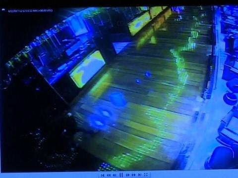 Manila Casino Shows Video of Gunman's Attack
