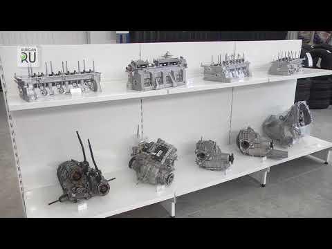 «БАЗА ВАЗА» — уникальный формат магазина и склада автозапчастей в Кургане