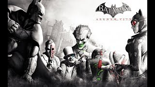 BATMAN : ARKHAM CITY - Parte 6 : AZRAEL,HUSH,DEADSHOT,NORA FRIES E ZSASZ !!!!!