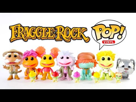 Fraggle Rock Pop Vinyl Collection Review