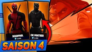 official! 😱 OF NEW SKINS SUPER HEROES ARRIVENT ON FORTNITE!