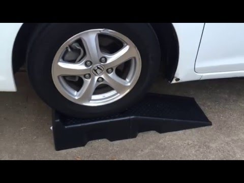 Harbor Freight Plastic Car Ramps