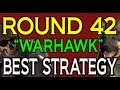 """Ghost Safeguard """"Warhawk"""" Round 42! Best Strategy For Solo Or Coop Gameplay"""