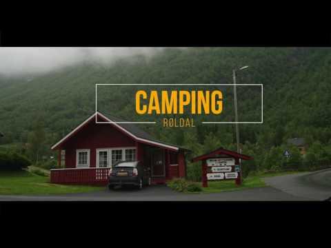 RV trip / Camperreis door zuid Noorwegen / South Norway 2017 (4K)