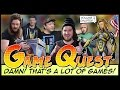 The Game Quest | Volume 2 Chapter 7 - 'Damn! That's A Lot Of Games!'