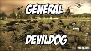 Wargame: AirLand Battle - General DevilDog
