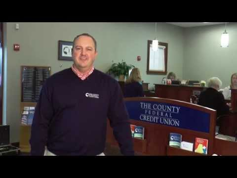 Meet Ryan Ellsworth and The County Federal Credit Union