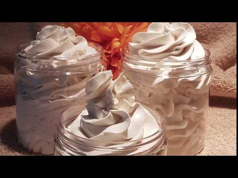 making-shea-&-mango-whipped-body-butter-with-essential-oil---all-natural-diy-with-recipe