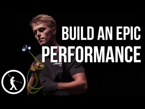 Build an Epic Routine (Performance Evals): Vol. 4 How to Become a Yoyo Champion