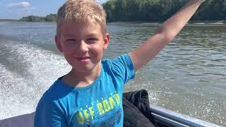 Рыбалка в конце лета 2021 с Кучук р Обь