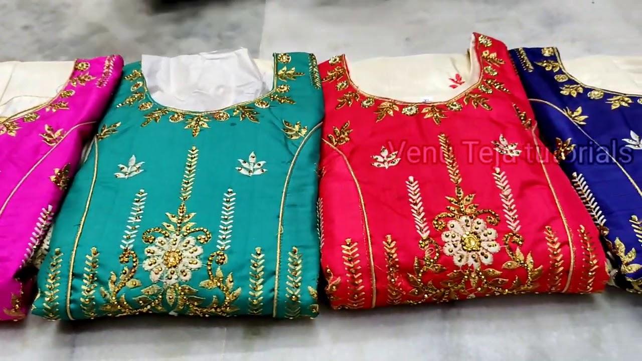 latest Punjabi dresses//amazing designs online dresses