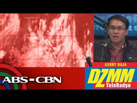 DZMM TeleRadyo: 'Emong' out of PAR but rains to continue: PAGASA