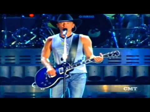 Kenny Chesney - Anything But Mine (from TV Special)