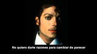 Michael Jackson Baby Be Mine subtitulada en español