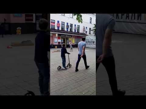 Колян танцует лучше всех Ярославль