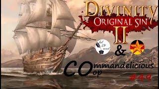 Divinity Original Sin 2 #49 - Magister Barracks