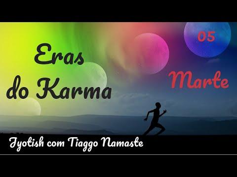 As Eras do Karma (5/9) - kuja mahadasha & mrigashira, chitra, dhanistha nakshatras