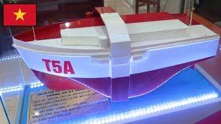 Tin Quân Sự - Bí Mật về Tàu T5A đầu tiên của Việt Nam