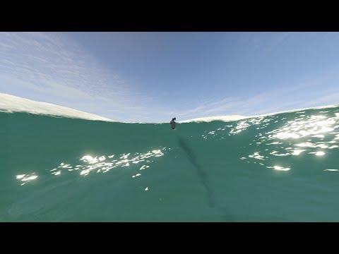 GTA 5 - SURF + TSUNAMI !?