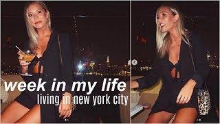 Week in my Life NYC   22nd BDAY, What I Eat, Sample Sales, & moreee!