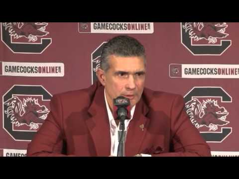 Frank Martin Post-Game LSU **EPIC RANT**