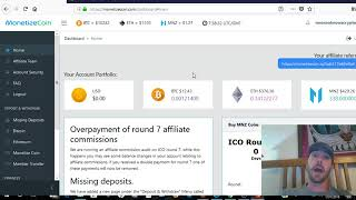 Monetize Coin ICO 2-8x you money in a month?