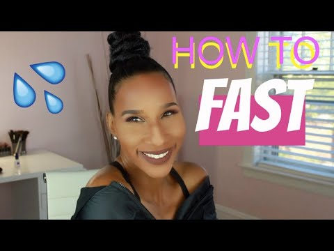 HOW TO FAST🤔| DO THIS TO MANIFEST QUICKLY!!
