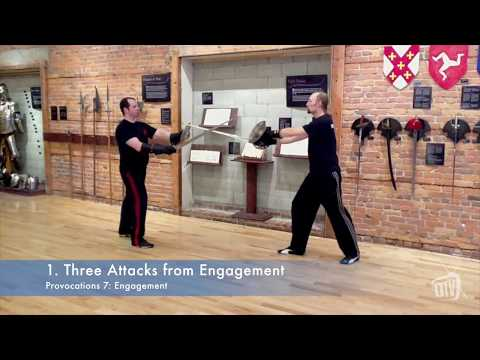Attacks from Engagement - Sidesword 9g