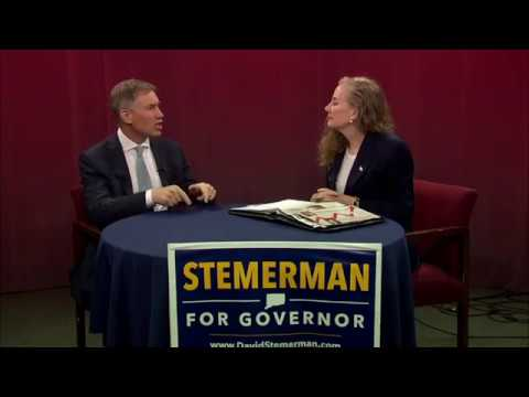 Conservative Chat With David Stemerman: Malloy
