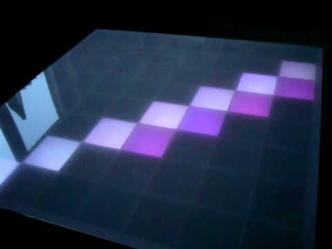 rgb tisch 8x8 led matrix youtube. Black Bedroom Furniture Sets. Home Design Ideas
