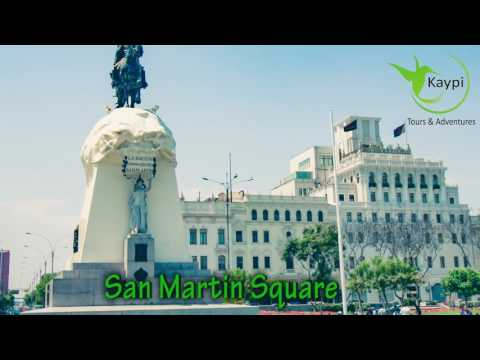 Lima City tours full day