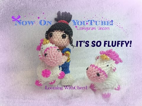 [Full-Download] Unicorn Rainbow Loom Bands Amigurumi ...