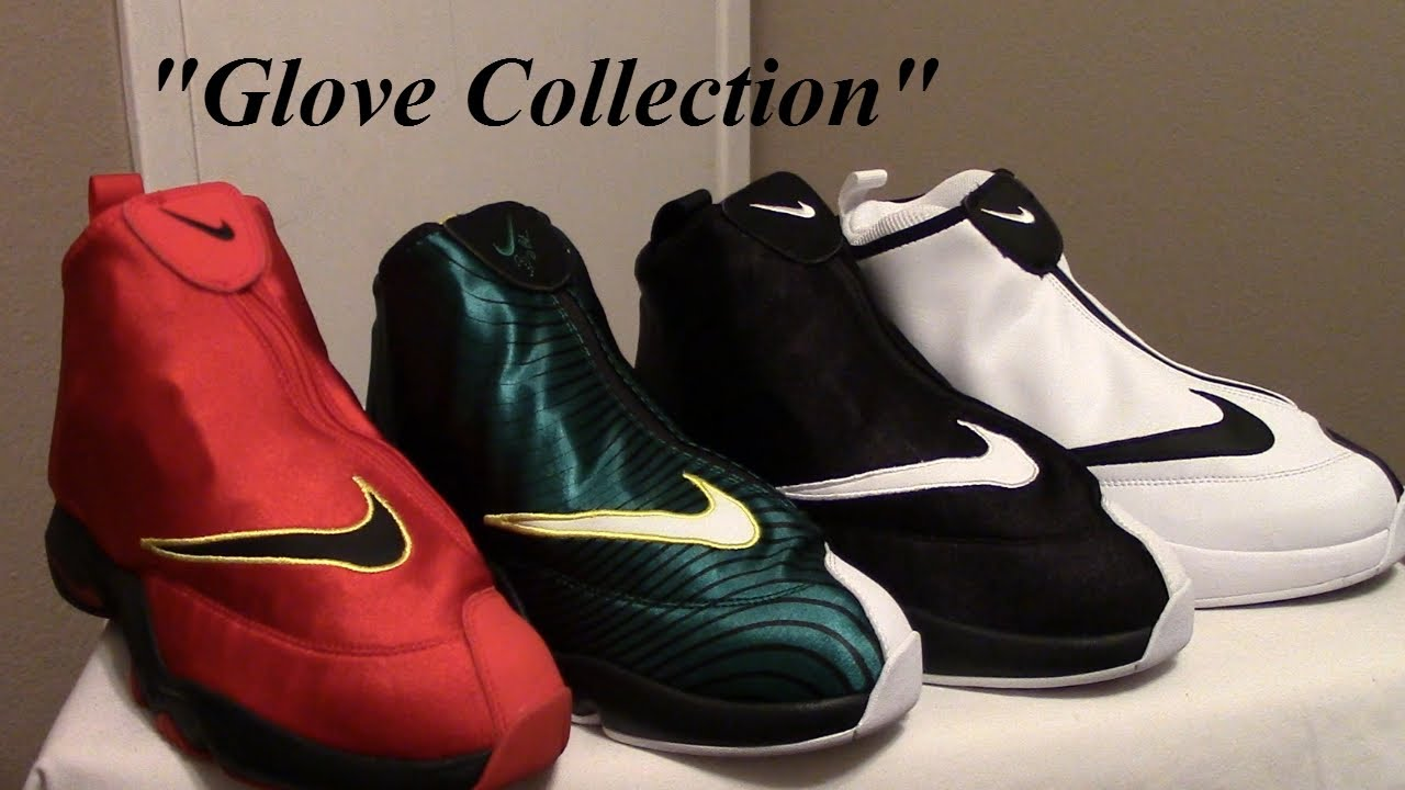 1c128ed98f080 OG and Poison Green Nike Zoom Flight 98 Comparison + Glove Collection!