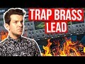 EASY TRAP BRASS LEAD IN SERUM TUTORIAL FREE PRESET mp3