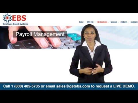 EBS HRMS HRIS Payroll Management calculator