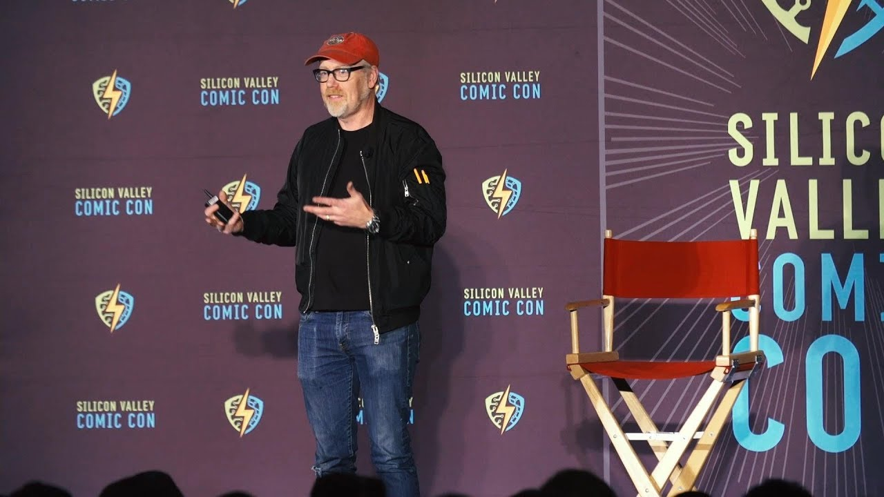 Ask Adam Savage Anything: Being Dropped in Bubble Wrap? image