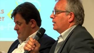 Régionales : les candidats débattent avec le MEDEF