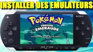 TUTO - CRACKER LA PSP + EMULATEUR EN 5 MINUTES