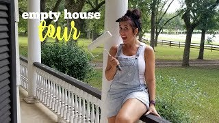 EMPTY HOUSE TOUR || FIXER UPPER FARMHOUSE || MY FEATHERED NEST