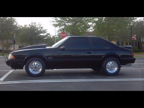 347 Mustang idle – custom FTI cam