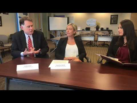 U.S. Chamber's Caroline Harris & Ed Mortimer talk tax reform and infrastructure with Brandy Wells