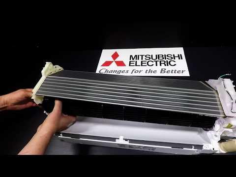 Mitsubishi Electric AP AP25 AP35 ja AP50 huolto
